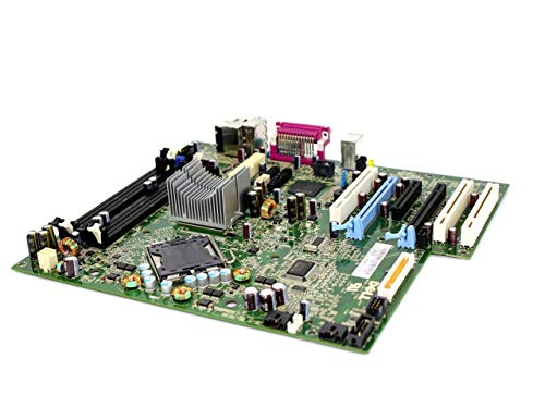Genuine Dell TP412 Motherboard Mainboard For Precision Workstation T3400 Mini-Tower (SMT) Systems (Certified Refurbished)