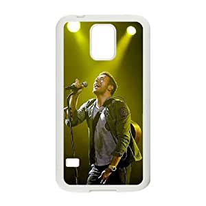 Coldplay Samsung Galaxy S5 Cell Phone Case White 05Go-199993
