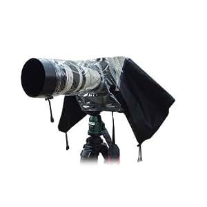 Ex-Pro 19805 - Funda impermeable para cámaras réflex con objetivo
