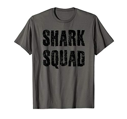 Independence Day Costumes Ideas - SHARK SQUAD Shirt Funny Gift Week