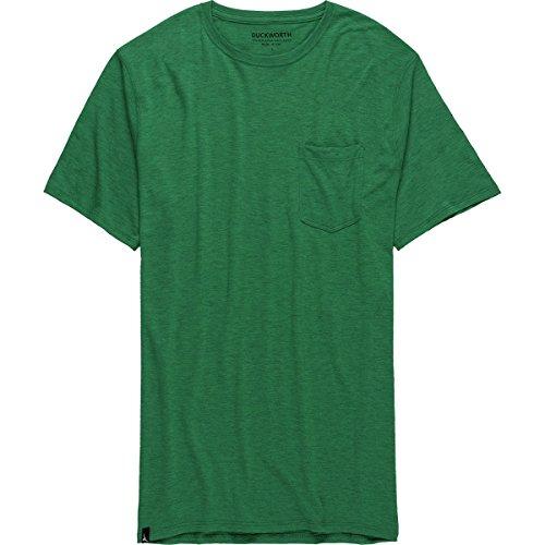 Duckworth Vapor Wool Pocket T-Shirt - Men's Grass Green, XL