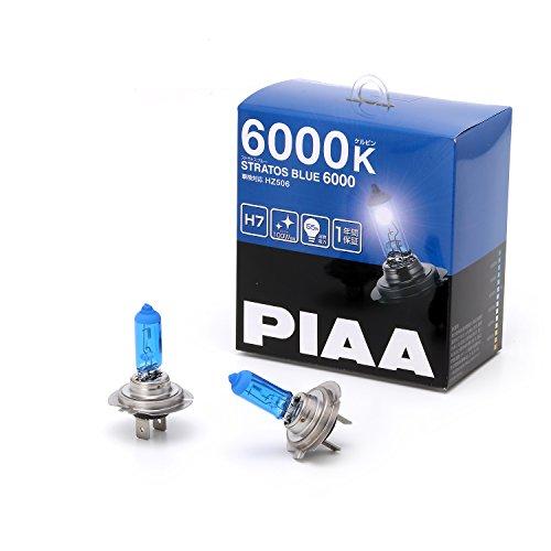 (PIAA halogen bulb [Stratos Blue 6000K] H7 12V55W 2 pieces)