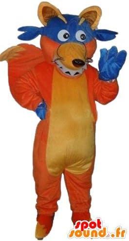 La mascota SpotSound del famoso zorro Swiper Dora la Exploradora ...