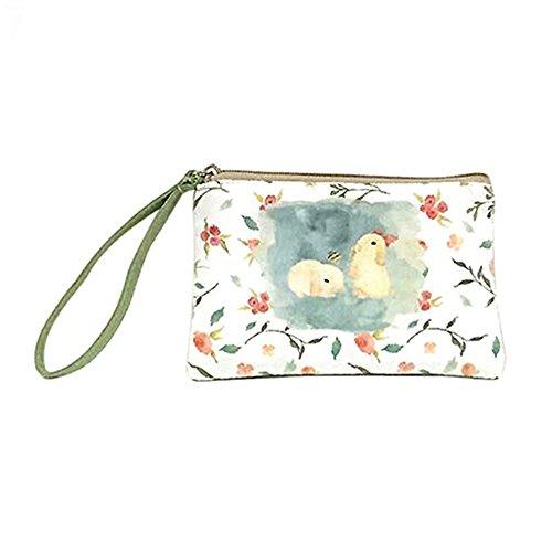 Printed Mini Bag Powerfulline Cat Phone Elk Elephant Women's Purse 7 Handbag Coin Whale Cute 5nHqH0Uw