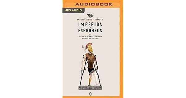 Amazon.com: Imperios y espadazos (Spanish Edition ...