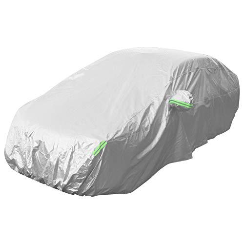 GARNECK Volledige Autobeschermingshoes Krasbestendige Autohoezen Autohoezen Voor Alle Weersomstandigheden Aluminiumfolie…