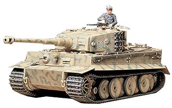 Tamiya 35194 - Maqueta Para Montar, Tanque Tiger, Versión ...