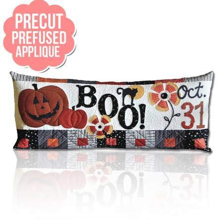 Halloween Boo Precuts -