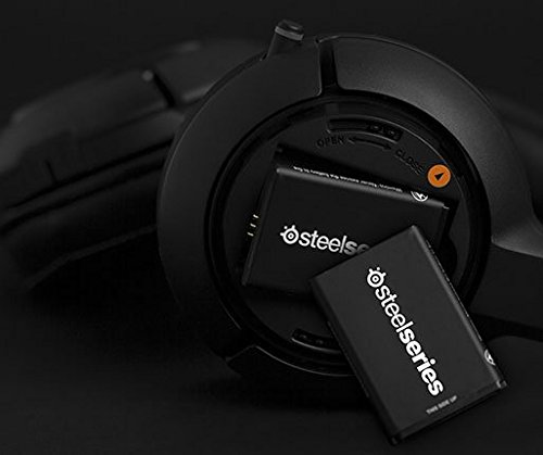 SteelSeries Siberia 800 Wireless Gaming Headset with Dolby 7.1 Surround Sound