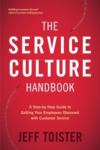 Service Culture Handbook Step Step product image