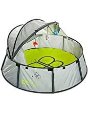 bblüv - Nidö - 2-in-1 Travel & Play Tent - Fun Canopy with Protection for Babies and Infants