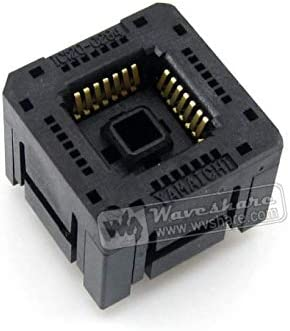 ALLPARTZ Waveshare IC120-0284-308 Test /& Burn-in Socket