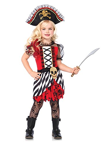 Leg Avenue Children's Rogue Pirate Costume