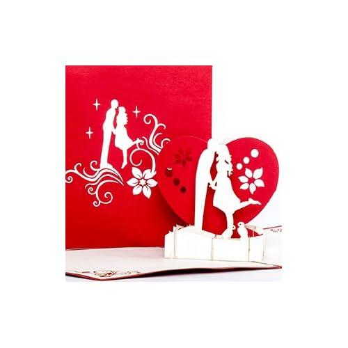 Valentinstag Karten: Amazon.de
