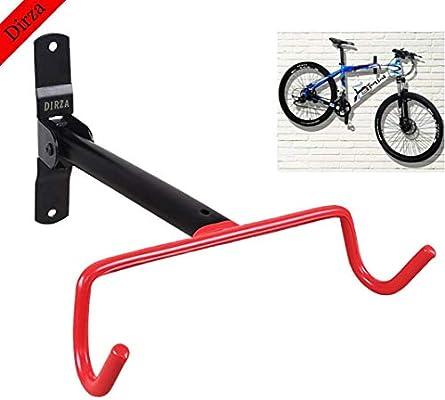 Bicicleta de Montaje en Pared Percha dirza Plegable Garaje para ...