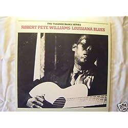 The Takoma Blues Series - Robert Pete Williams - Louisiana Blues (Rec 1966 Released 1980)