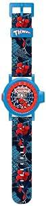 Spiderman - Reloj digital para niño de plástico