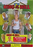 King of the Hill: Bill Dauterive Action Figure