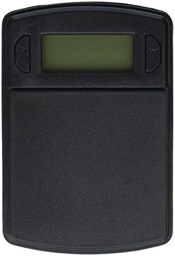 Fast Weigh MS-600-BLK Digital Pocket Scale 600 Gram 0.1 (0.1g Pocket Scale)