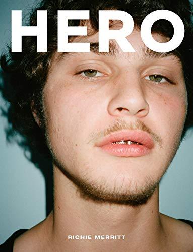 Hero Magazine Issue #20 (Winter/Spring, 2018-2019) Richie Merritt Cover