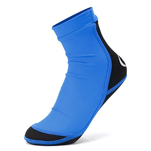 Fantiny Kids Sand Socks Beach Soccer Volleyball Activities Swimming Playing(Women Men) (Beach Kids Socks)