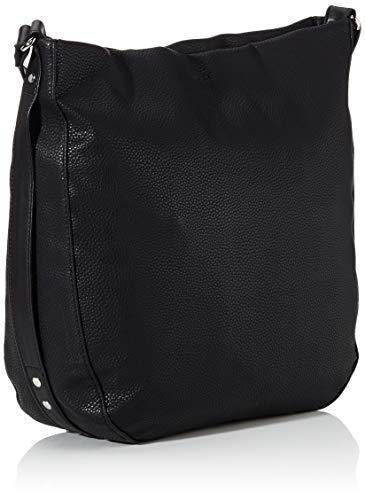 black Esprit Nero 038ea1o062 Sacchetto Donna 001 qHHIF0w