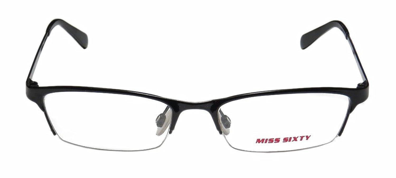 Miss Sixty Mx83 Womens/Ladies Rxable Premium Segment Designer Half-rim Eyeglasses/Glasses