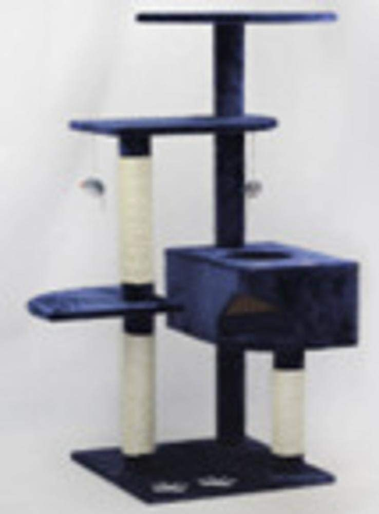 Hexiansheng Cat Climb Trees Cat Tree Pet Supplies cat Furniture 50  50  138cm