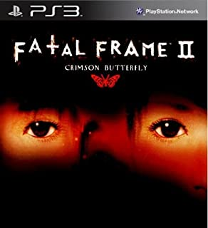 Fatal Frame II: Crimson Butterfly - PS3 [Digital Code] (B00GGU4W16) | Amazon price tracker / tracking, Amazon price history charts, Amazon price watches, Amazon price drop alerts