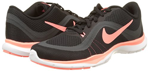 Multisport Flex 6 Nero lava Scarpe Donna black Wmns anthracite Indoor Glow Trainer 011 Nike ngqwWSHYH