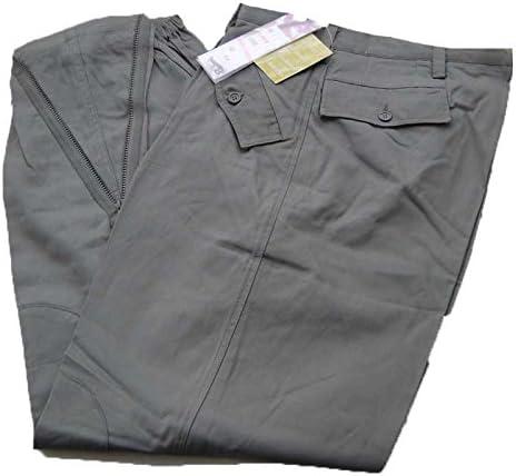 Pantalone Calzoni Pantaloni forestale Militari Uomo Sportivi Pesca Cotone Caccia