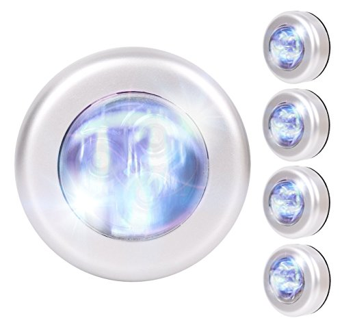 Click On Stick Up Led Lights By Super Bright - 2