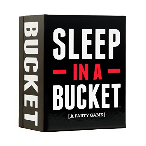 Sleep In A Bucket  A Party Game    The  If You Had To  Party Game