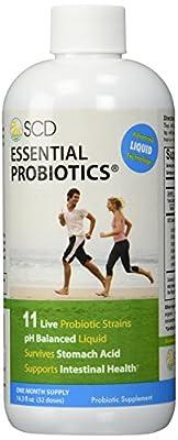SCD Essential Probiotics - 16.3 fl oz