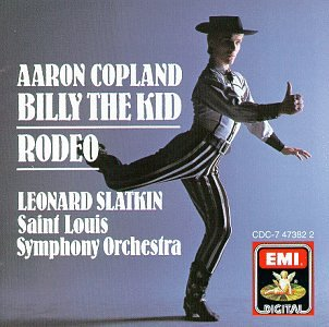(Copland: Billy the Kid / Rodeo)