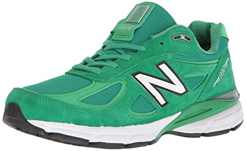 Men's , Green, 12 D US - New Balance M990NG4