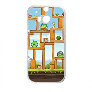 NCCCM Angry Birds 4 New Phone Case for HTC One M8 by runtopwellby Maris's Diary