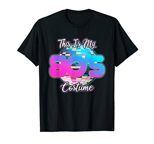 This Is My 80s Costume | Neon 80s Party Disco Outfit -