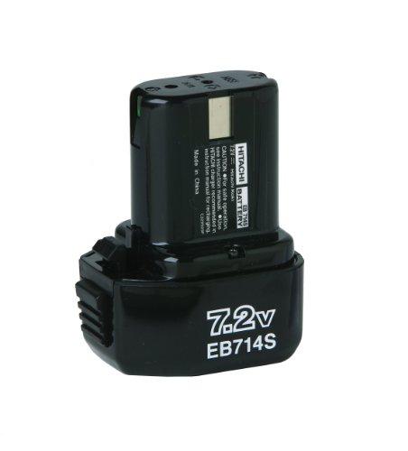 (Hitachi 325292 7.2-Volt 1.4-Amp Hour EB714S Nickel Cadmium)