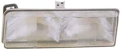 NEW LH /& RH HALOGEN HEAD LAMP FOR 1989-1996 BUICK CENTURY GM2500124 GM2501124