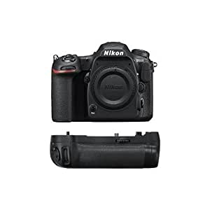 Nikon D500 DX-Format Digital SLR (Body Only) w/Nikon MB-D17 Multi Battery Power Pack