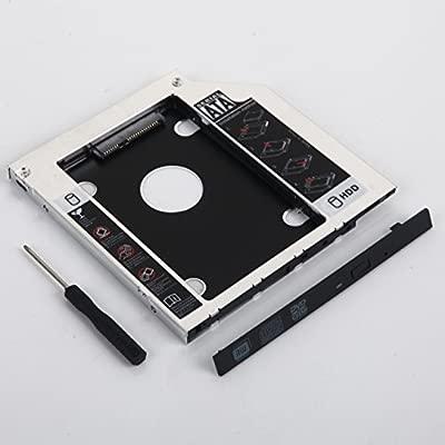 dy-tech 2 nd HDD SSD SATA Caddy Adaptador para Lenovo B50 - 45 G50 ...