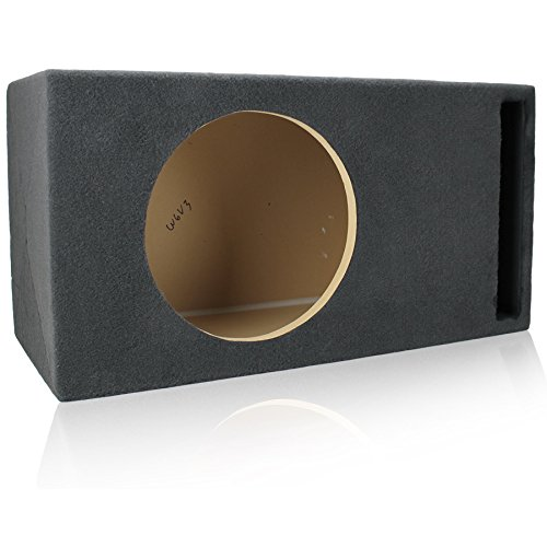 1.30 ft^3 Ported MDF Sub Woofer Enclosure for Single JL Audio 12