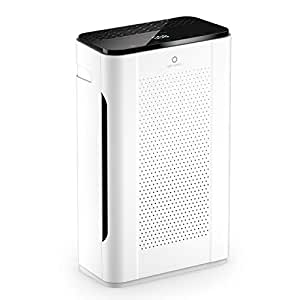 Airthereal Pure Morning APH260 Purifier 7 in 1 True HEPA Filter Air Cleaner Odor Eliminators for Large Rooms, CARB ETL Certified, 152 CFM