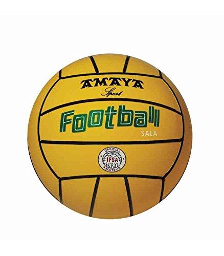 BALON AMAYA DE FUTBOL SALA SENIOR CAUCHO N 4: Amazon.es: Deportes ...