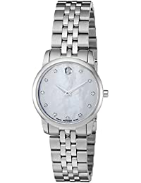 Womens 0606612 Museum Classic Stainless Steel Watch