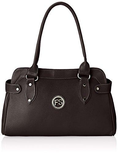 Fostelo Women's Handbag (Brown) (FSB-222)