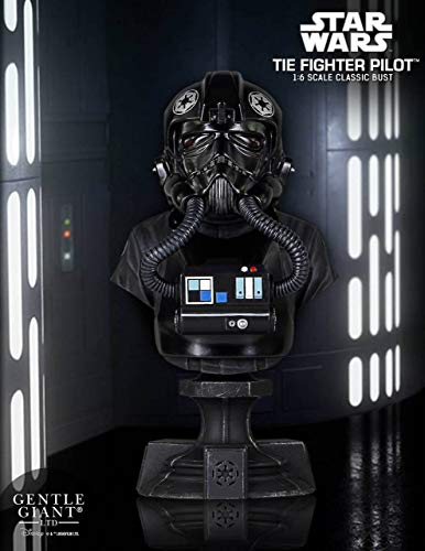 Star Wars: TIE Fighter Pilot Classic Bust