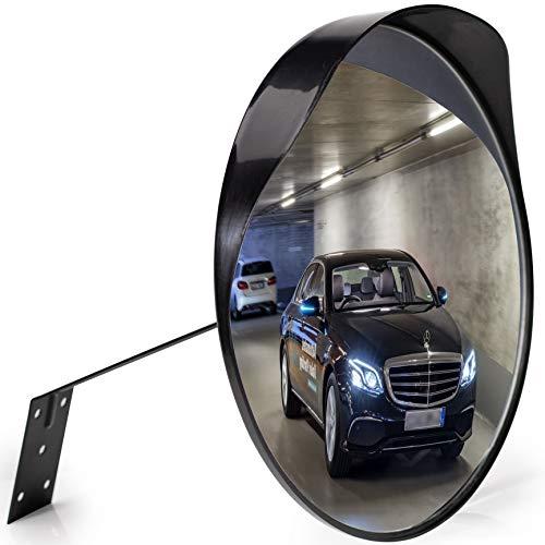 Premium Convex Mirror - Adjustable 12