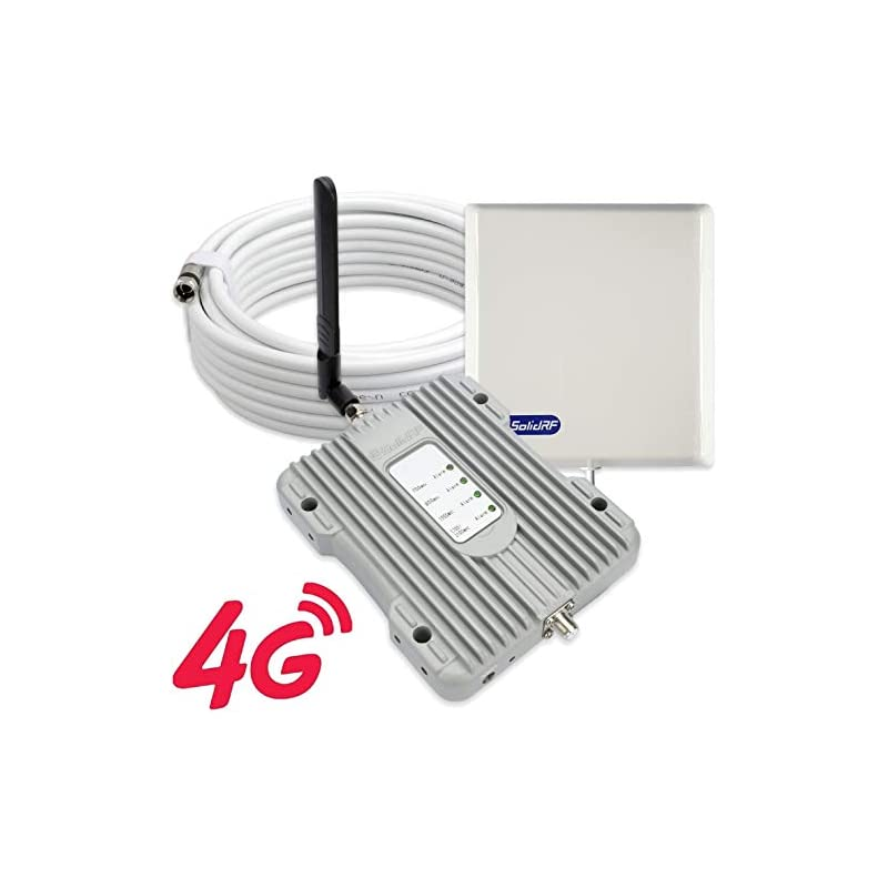 SolidRF Five Bands 4G S1 Cell Phone Sign